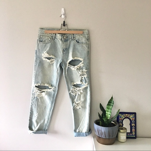 """OneTeaspoon Awesome Baggies jeans, 26"""", GUC"""